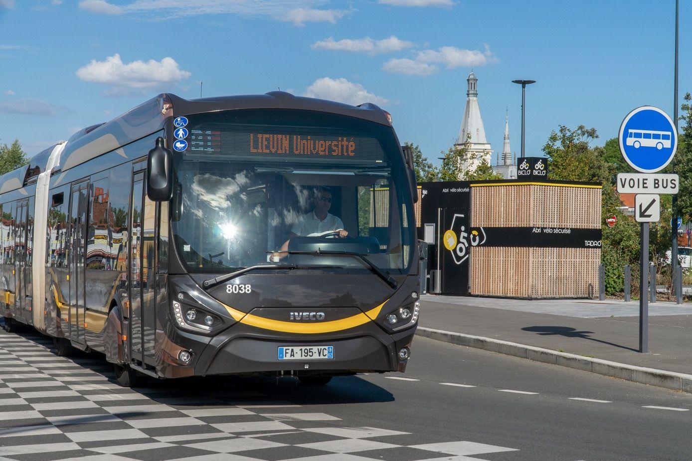 TADAO Bus